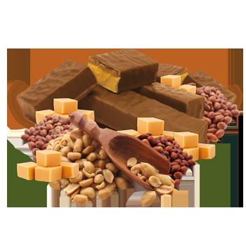 Caramel Nut Bar