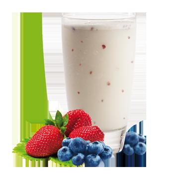 Wildberry Yogurt Drink Mix